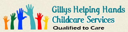 Gilly's Helping Hand Logo